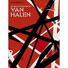Alfred Van Halen Best of Both Worlds Guitar Tab Songbook