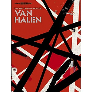 Alfred Van Halen Best of Both Worlds Guitar Tab Songbook by Alfred