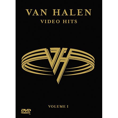Alfred Van Halen Video Hits Volume 1 (DVD)