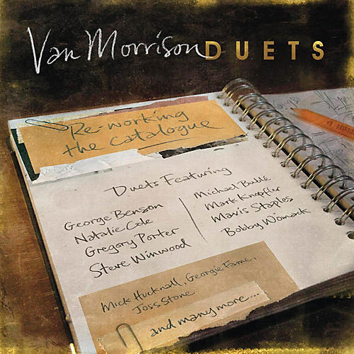 Sony Van Morrison - Duets: Re-Working The Catalogue