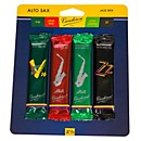 Vandoren Alto Saxophone Jazz Reed Sample Pack (SRMIXA25)
