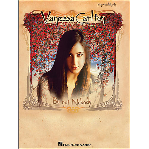 Hal Leonard Vanessa Carlton Be Not Nobody arranged for piano, vocal, and guitar (P/V/G)-thumbnail