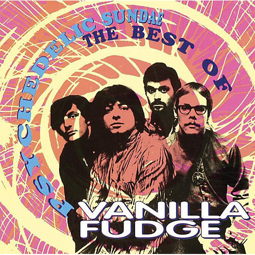 Alliance Vanilla Fudge - Psychedelic Sundae