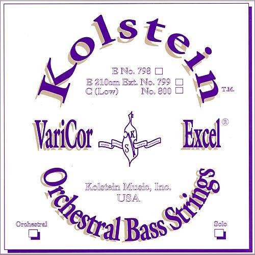 Kolstein VariCor Excel Orchestral Bass Strings VC-1 Set-thumbnail