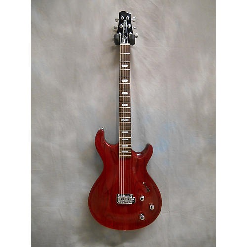 Line 6 Variax 700 Solid Body Electric Guitar Red