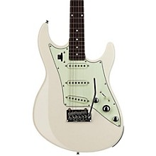 Variax JTV-69S Electric Guitar with Single Coil Pickups Level 1 Olympic White Rosewood Fingerboard