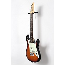 Variax JTV-69S Electric Guitar with Single Coil Pickups Level 2 3-Color Sunburst,  Rosewood Fingerboard 190839059079