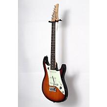 Variax JTV-69S Electric Guitar with Single Coil Pickups Level 2 3-Color Sunburst,  Rosewood Fingerboard 190839086655