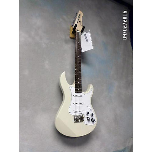 Line 6 Variax Standard Solid Body Electric Guitar Antique White