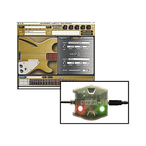 Line 6 Variax Workbench Software/Interface-thumbnail