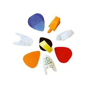 Fred Kelly Picks Variety Bag Guitar Picks 8 pieces: 1 Bumblebee, 2 Freedom Fing... by Fred Kelly Picks