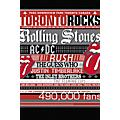 Music CD Various - Toronto Rocks Live (DVD) thumbnail