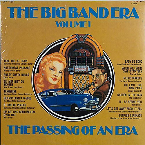 Alliance Various Artists - Big Band Era 1