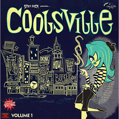Alliance Various Artists - Coolsville 1 / Various