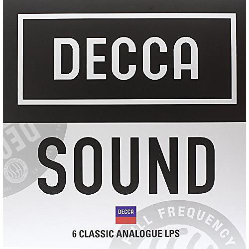 Alliance Various Artists - Decca Sound: The Analogue Years / Various