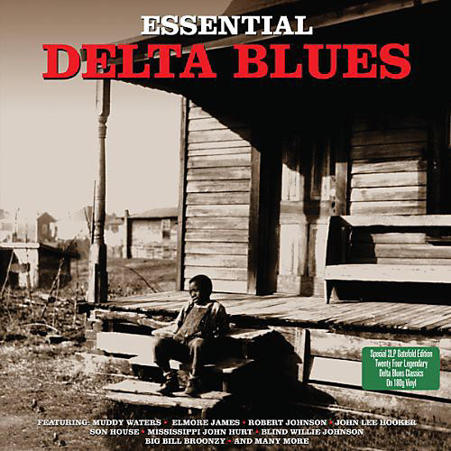 Alliance Various Artists - Essential Delta Blues / Various
