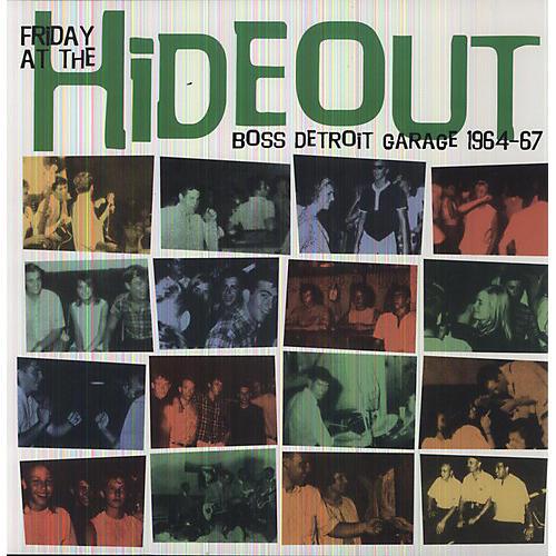 Alliance Various Artists - Friday At The Hideout: Boss Detroit Garage / Var