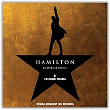 Various Artists - Hamilton (Original Broadway Cast Recording)(Explicit)(4Lp Vinyl W/Digital Download)