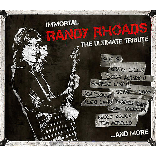 Alliance Various Artists - Immortal Randy Rhoads: The Ultimate Tribute