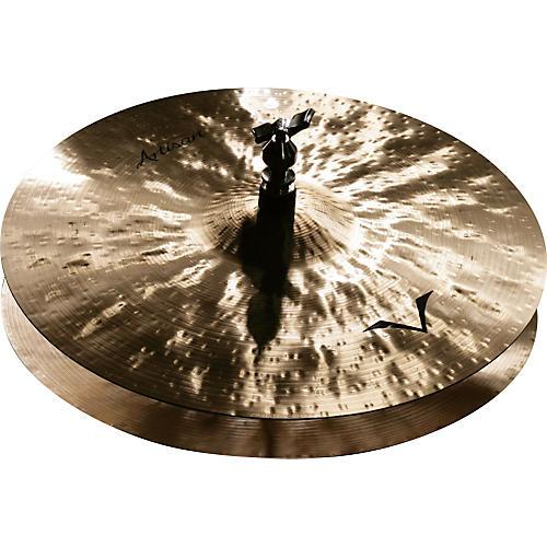 Sabian Vault Artisan Hi-Hat Cymbals-thumbnail