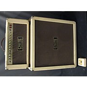 Crate Vc50h And 4x10 Cab Guitar Stack
