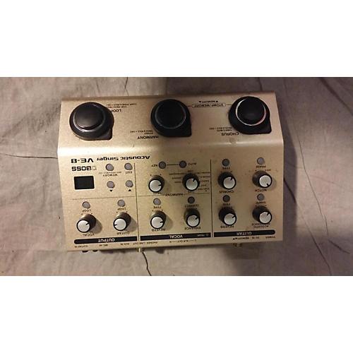 Boss Ve-8 Effect Processor-thumbnail