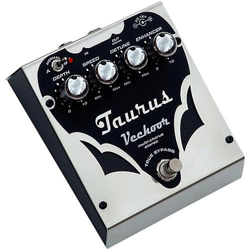 Taurus Vechoor Silver Line Multi Chorus Effects Pedal-thumbnail