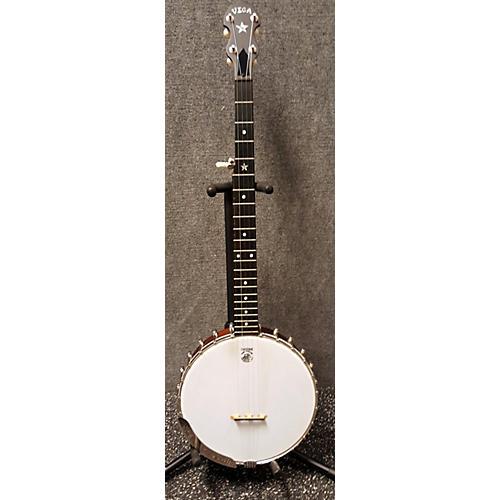 used deering vega senator banjo guitar center. Black Bedroom Furniture Sets. Home Design Ideas