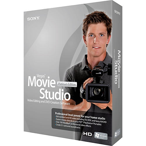 Sony Vegas Movie Studio 8 Platinum Edition-thumbnail