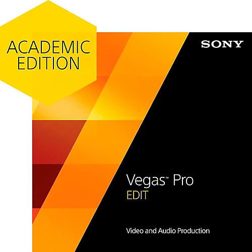 Magix Vegas Pro 13 Edit - Academic Software Download-thumbnail