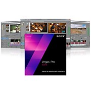 Sony Vegas Pro 13 Suite Software Download