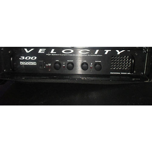 Rocktron Velocity 300 Guitar Power Amp