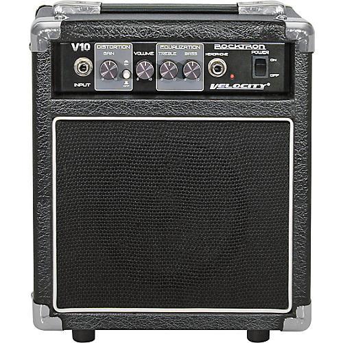 Rocktron Velocity Series V10 10W 1x6 Guitar Combo Amp-thumbnail