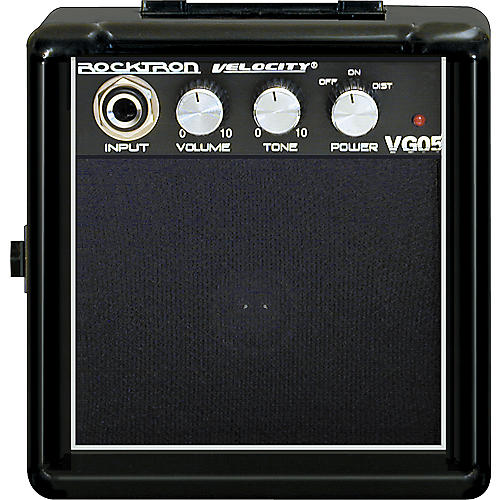 Rocktron Velocity Series VG05 Battery Powered Guitar Combo Amp-thumbnail