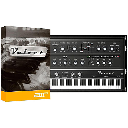 Air Music Tech Velvet 2 Vintage Electric Piano Instrument-thumbnail