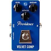 Providence Velvet Compressor Effects Pedal
