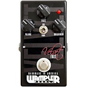 Wampler Velvet Fuzz Guitar Effects Pedal