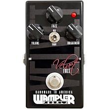 Wampler Velvet Fuzz Guitar Effects Pedal