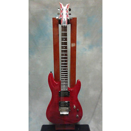 Dean Vendetta 1 With Floyd Rose Solid Body Electric Guitar-thumbnail