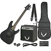 Dean Vendetta Guitar & Amp Pack