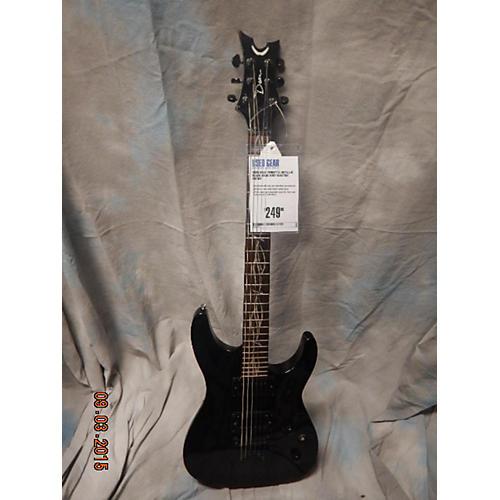 Dean Vendetta Solid Body Electric Guitar Metallic Black