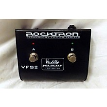 Rocktron Vendetta VFS2 Pedal