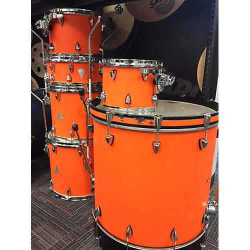 Orange County Drum & Percussion Venice Series Drum Kit Orange