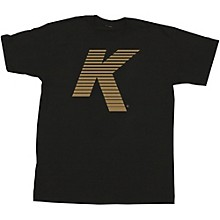 Zildjian Vented K T-Shirt Black Large
