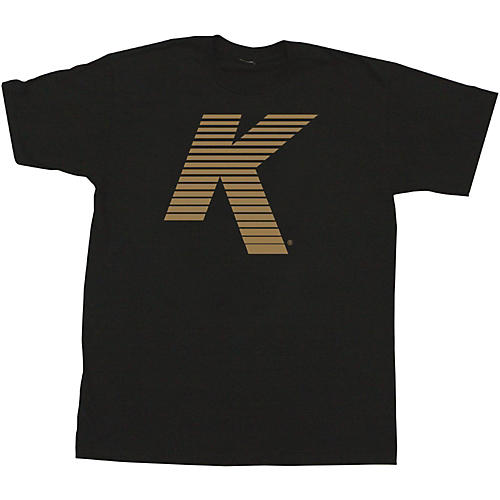 Zildjian Vented K T-Shirt Black Large
