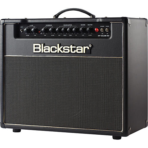 Blackstar Venue Series HT Club 40 40W Tube Guitar Combo Amp Black