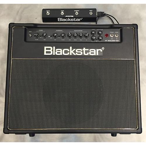 Blackstar Venue Series HT Soloist HT-60S 60W 1x12 Tube Guitar Combo Amp-thumbnail