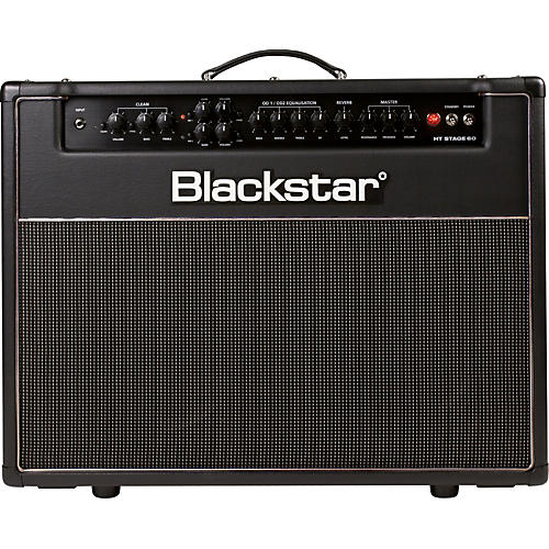 Blackstar Venue Series HT Stage HT-60 60W 2x12 Tube Guitar Combo Amp Black