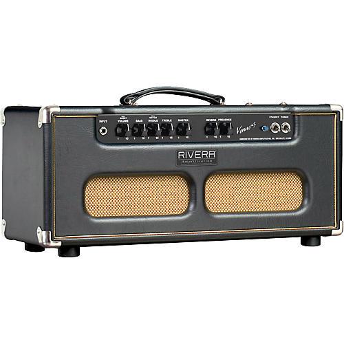Rivera Venus 3 Out of Prodcution Model Top 15W Tube Guitar Amp Head-thumbnail