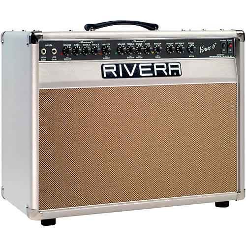 Rivera Venus 6 1x12 Guitar Tube Combo Amplifier